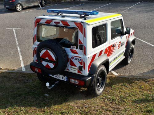Suzuki Jimny – credit photo APRR 2-jpg