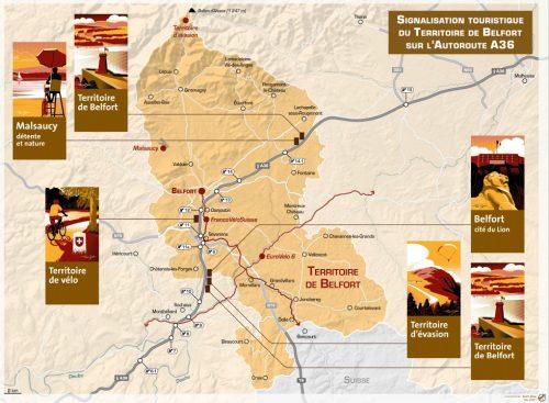 Carte des panneaux marron Belfort-jpg