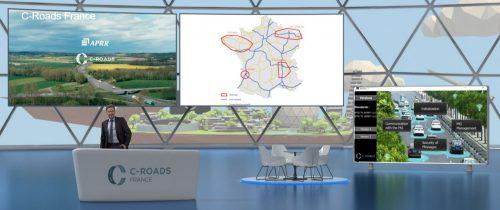 Stand virtuel C-Roads